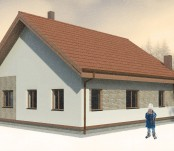 House project Egle